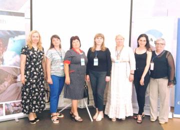 Родини з Новопсковської та Білокуракінської громад долучились до тренінгу «Активна реабілітація. Роль батьків та опікунів»