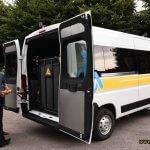 Тульчинська громада першою в області отримала спеціалізований автомобіль для людей на візках (ФОТО)