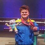 Вінничанка Мар'яна виграла золоту медаль у Казахстані