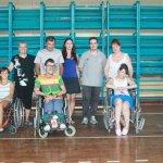 Спортсмены РЦ «Инваспорт» готовятся к Чемпионату Европы по бочча (ФОТО)