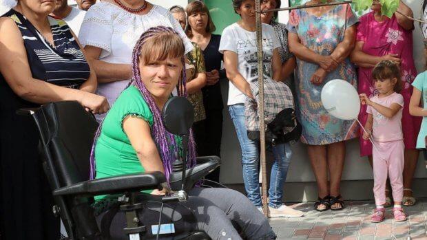 Оселя Віри, Надії, Любові в Обертині – місце можливостей для людей з інвалідністю. обертин, оселя віри надії любові, будинок підтриманого проживання, сирота, інвалідність