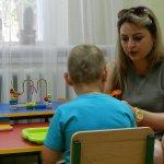 Світлина. Як працює перший на Полтавщині інклюзивний центр. Навчання, інвалідність, ІРЦ, діагностика, нозологія, Нові Санжари