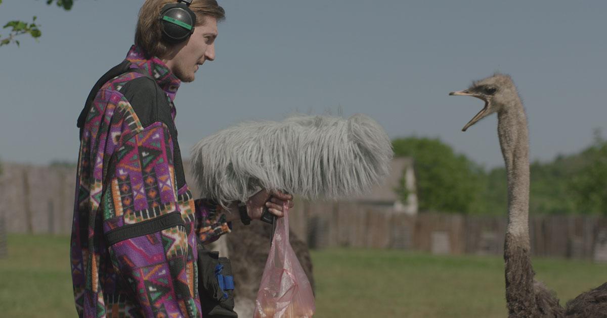 Вперше Одеський міжнародний кінофестиваль стає доступним для незрячих та людей з порушеннями слуху