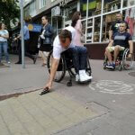 15 липня до Кропивницького завітала команда проекту Доступно.UA, щоб перевірити, наскільки обласний центр зручний для людей, що пересуваються на інвалідному візку. Дмитро Щебетюк