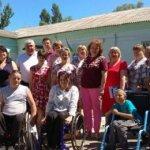 На Луганщині для молоді з інвалідністю організовуються різноманітні розважальні та творчі заходи