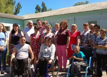 На Луганщині для молоді з інвалідністю організовуються різноманітні розважальні та творчі заходи. луганщина, дозвілля, допомога, молодь, інвалідність