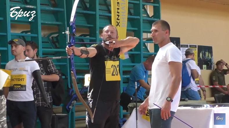 «Ігри Нескорених» (Invictus Games) - відбіркові тестування в Одесі (ВІДЕО)
