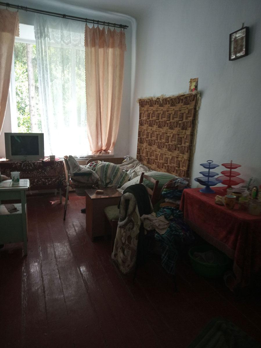 У Новокостянтинівського будинку-інтернаті на Хмельниччині не забезпечені необхідні умови для осіб з інвалідністю
