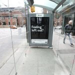 Feeling Left Out? Toronto just installed a transit shelter that's fully enclosed on all sides. Centre for Independent Living Toronto (CILT)