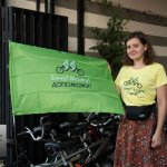 У Івано-Франківську розповіли про міжнародний велопробіг для незрячих (ФОТОРЕПОРТАЖ)