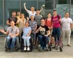 У Києві допомагають освоїти професію в ІТ та працевлаштуватись людям з інвалідністю. іт, київ, випускний, проєкт be qa today, інвалідність