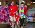 У Херсоні відбувся всеукраїнський квест-фестиваль для дітей із синдромом Дауна та їх родин (ВІДЕО). херсон, щасливі разом, квест-фестиваль, родина, синдром дауна
