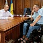 Денис Шмигаль призначив Миколу Макара своїм позаштатним радником з питань соціального захисту осіб з інвалідністю
