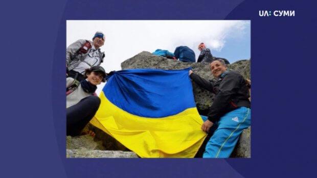 Команда спортивного клубу інвалідів «Фенікс» повернулась зі словацьких гір. словаччина, суми, гора, клуб інвалідів фенікс, сходження