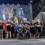 На «Іграх героїв» боєць з Вінниччини зайняв третє місце у категорії «атлети на візках»