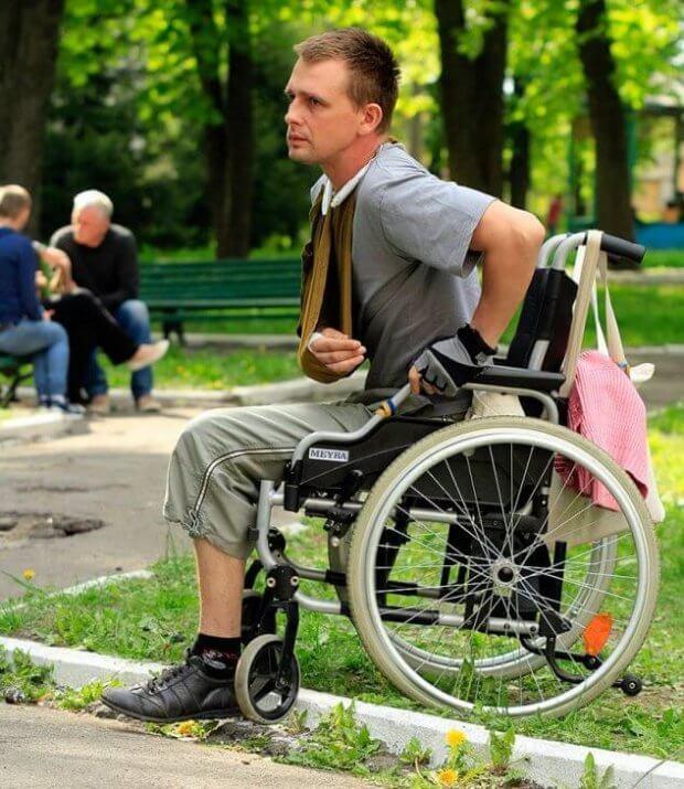 Учасник АТО Олександр Сеньовський: «Відсутність кінцівки не означає, що тобі відрізали життя…». олександр сеньовський, поранення, протез, учасник ато, інвалідність