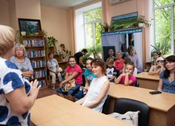 Восени на Луганщині розпочне роботу Жіночій клуб «Берегиня». жіночій клуб берегиня, луганщина, спільнота, адаптація, інвалідність