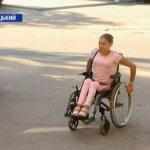 Шістнадцятирічній Наталії Макогон з Кропивницького відмовили в навчанні в місцевому училищі (ВІДЕО)