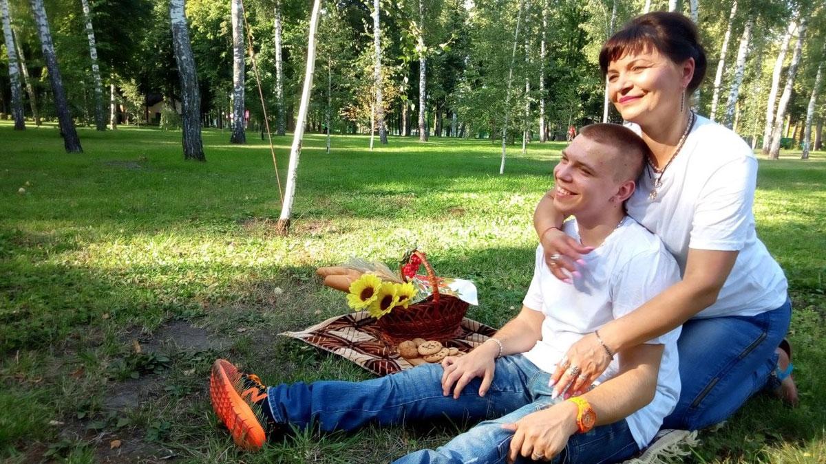 У Харкові влаштували фотозйомку для мам дітей з інвалідністю