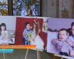 """14 картин фотопроекту """"Дитинство одне на всіх"""" презентували у Тернополі (ВІДЕО). дитинство одне на всіх, тернопіль, виставка, фотопроект, інвалідність"""