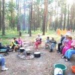 Відпочинок в наметовому таборі подарував безліч приємних вражень (ФОТО)