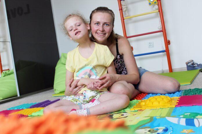 Синдром особливості: як у Львові живеться дітям із вадами розвитку