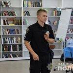 Світлина. Слов'янські та лиманські поліцейські опанували основи жестової мови. Закони та права, проект, навчання, жестова мова, поліцейський, Слов'янськ