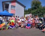 У Луцьку вперше відбувся «Марафон на колесах – 2019» для дітей з порушеннями опорно-рухового апарату (ФОТО). го ресурсний центр кольорова капустинка, дцп, луцьк, марафон на колесах - 2019, перегони