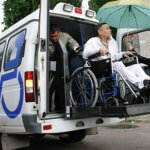 В Подольском районе заработало социальное такси: как воспользоваться услугой