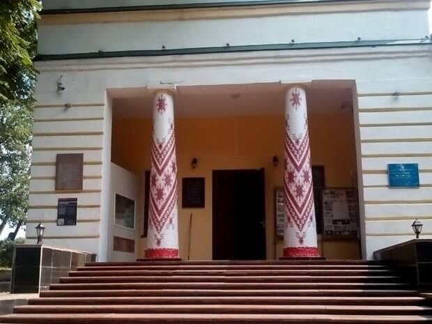 В трьох музеях Харківщини створять нові аудіогіди для незрячих відвідувачів. харків, аудіогід, аудіоекскурсія, музей, незрячий