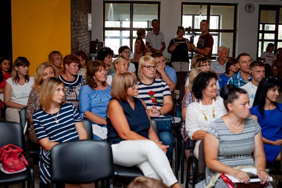 У Золотоноші відбувся форум на підтримку дітей з особливими потребами (ФОТО)