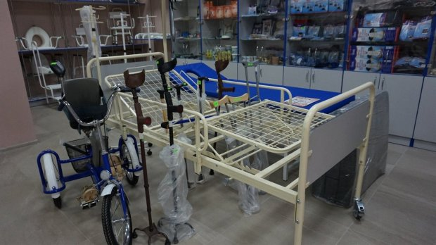 Мы побывали в новом Центре протезирования в Краматорске. Кто и как получает там помощь. краматорськ, центр протезирования, инвалидность, ортез, протез