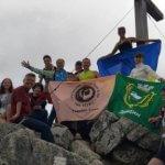 Представники сумського спортивного клубу інвалідів «Фенікс» піднялися на найвищі вершини Словаччини та Польщі (ФОТО)