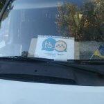 Світлина. В Авдіївці працює «Соціальне таксі». Безбар'ерність, інвалідність, інвалідний візок, соціальне таксі, перевезення, Авдіївка