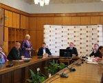У Львівській ОДА обговорили створення комплексної концепції інноваційної моделі супроводу дітей з особливими потребами (ФОТО). львівщина, комплекс, круглий стіл, супровід, інвалідність
