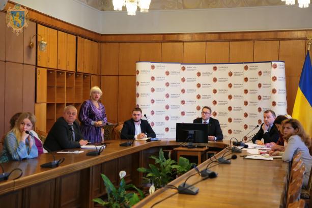 У Львівській ОДА обговорили створення комплексної концепції інноваційної моделі супроводу дітей з особливими потребами (ФОТО)