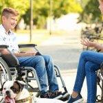 Якщо поруч – дитина з інвалідністю