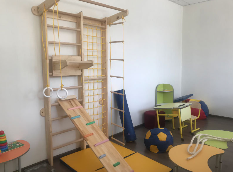 У Вільховецькій ОТГ відкрито інклюзивно-ресурсний центр. Що це таке, де знаходиться і для кого передбачений?