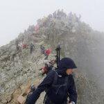 Світлина. Представники сумського спортивного клубу інвалідів «Фенікс» піднялися на найвищі вершини Словаччини та Польщі. Спорт, інвалідність, Суми, сходження, гора, клуб Фенікс