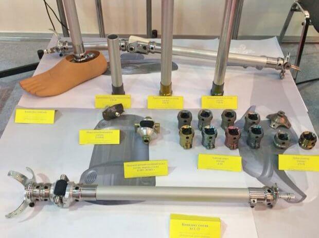 Штучне коліно — як справжнє. дп київський завод імпульс, комплектуючі, протез, протезування, інвалідність
