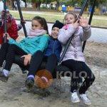 У Полтаві відкрили дитячий інклюзивний майданчик (ФОТО)