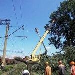 У Знам'янці безробітний з інвалідністю дбає про безпечний та безперебійний рух залізничного транспорту (ФОТО)