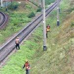 Світлина. У Знам'янці безробітний з інвалідністю дбає про безпечний та безперебійний рух залізничного транспорту. Робота, інвалідність, працевлаштування, центр зайнятості, безробітний, Знам'янка