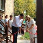 Олег Гаряга відкрив інклюзивно-ресурсний центр №10 для дітей з особливими освітніми потребами у Шевченківському районі