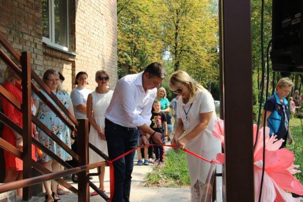 Олег Гаряга відкрив інклюзивно-ресурсний центр №10 для дітей з особливими освітніми потребами у Шевченківському районі. ірц, київ, допомога, особливими освітніми потребами, суспільство
