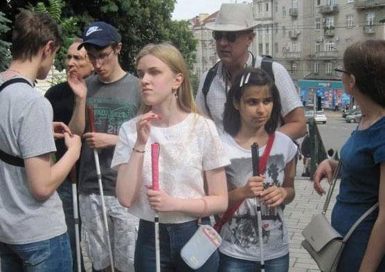 Тетяна Антоненко: «Не боятися ніяких відвідувачів, бо всі ми різні, і це чудово». тетяна антоненко, екскурсовод, екскурсія, музей, незрячий