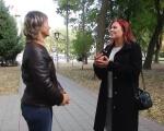 26-річна полтавка Мілана Брижак усе своє життя допомагає нечуючій мамі спілкуватися із людьми (ФОТО, ВІДЕО). мілана брижак, жестова мова, нечуючий, порушення слуху, спілкування