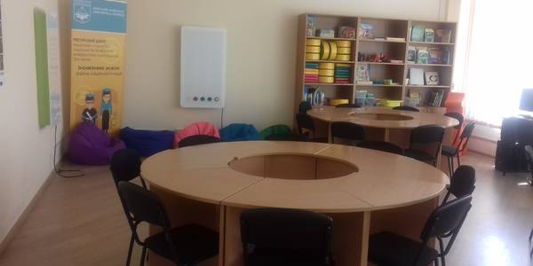 У столичному виші відкрили ресурсний центр для студентів з інвалідністю (ФОТО, ВІДЕО)