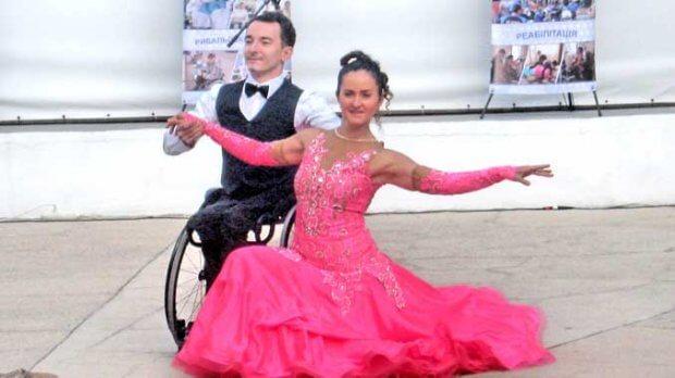 Расцвет «викторианской» эпохи. Клубу «Виктория» — 30 лет!. николаев, инвалидная коляска, инвалидность, клуб вікторія, юбилей