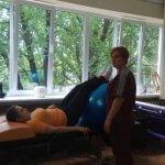 В Мукачеві проводять реабілітацію для людей, які пережили інсульт